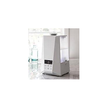 PowerPure 5000 Ultrasonic Warm and Cool Mist Humidifier by Aerus White