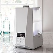 PowerPure 5000 Ultrasonic Warm and Cool Mist Humidifier by Aerus - White