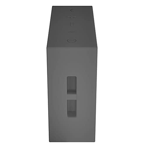 JBL GO by Harman Portable Wireless Bluetooth Speaker with Mic (Black)