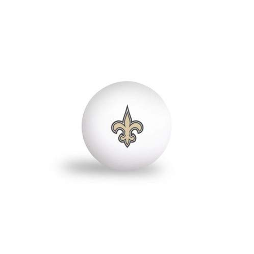 Wincraft New Orleans Saints PING Pong Balls - 6 Pack