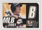 Chipper Jones (Baseball Card) 2000 Upper Deck MVP - MLB 2001 Sweepstakes/Game Tips #B - 2000 2001 Upper Deck