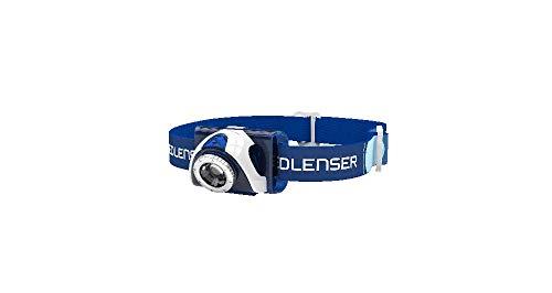 Zweibrüder LED Lenser SEO7 Rechargeable Head Torch (Blue)