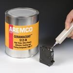 Ceramacoat 512-N Paste for Circuit Breakers, Power Resistors and Solenoids, Gallon