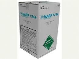 Harp R134a Refrigerant Gas 30lb Tank