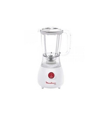 Batidora Moulinex Lm210141 Vaso Cristal 125 Litros 600w 10vl Turbo