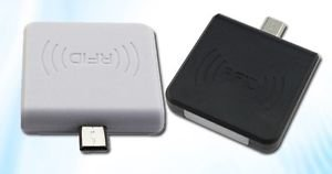 ThinPC Micro USB RFID Reader which Can Connect to Android Smartphones and  Tablets