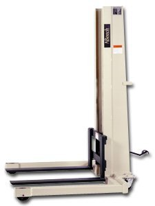 Beech Engineering & Mfg. Hydraulic Pallet Stackers Battery Power Lift Hss5