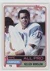 Kellen Winslow (Football Card) 1981 Topps - [Base] #150