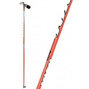 "Yoko 5400 40% Carbon Roller Skiing & Rollerblading Poles, 170cm (67"")"