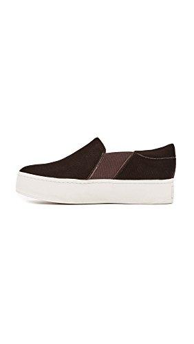 Vince Womens Warren Sneaker Warm Grey