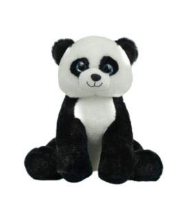 - Cuddly Soft 16 inch Stuffed the Panda Bear - We stuff 'em...you love 'em!