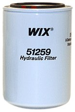 WIX Filters - 51259 Heavy Duty Spin-On Transmission Filter, Pack of 1