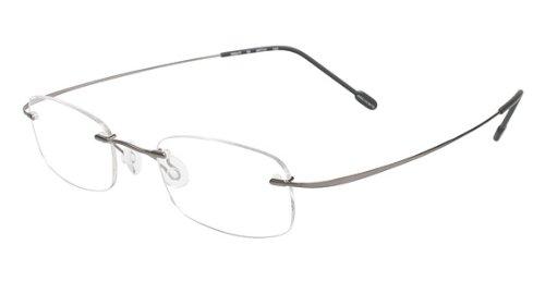 MARCHON AIRLOCK AIRLOCK 720/17 Eyeglasses 034 Graphite 48-21-150 ...