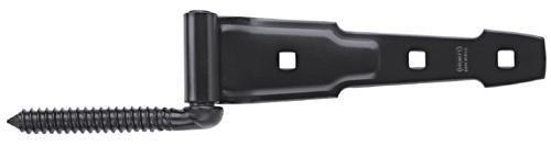 - Stanley Hardware 760860 Ornamental Screw Hook & Strap Hinges 2 Count