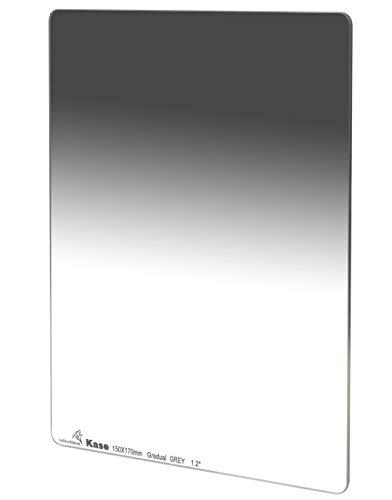 Kase Wolverine Shockproof 150mm x 170mm Soft Grad ND1.2 Filter 4 Stop Neutral Density Optical Glass 150 170 ND16 GND ND by Kase