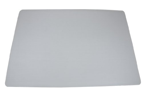Southern Champion Tray 1158 Corrugated Greaseproof Double Wall Cake Pad, Full Sheet, 25