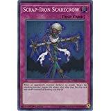 Scrap-Iron Scarecrow - SPWA-EN058 - Super Rare - 1st Edition - Spirit Warriors (1st Edition)