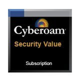 Cyberoam CR15i NG Security Value Subscription - 8x5 Support - 1 Year SVS-PRC-0015iNG-01