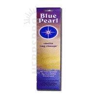 Blue Pearl Contemporary Collection Incense, Vanilla Nag Champa, 10 Gram - incensecentral.us