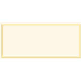 Amscan Ivory Pearlized Place Cards 50ct (Pearlized Border)