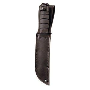 Ka-Bar Leather Sheath, Black, 7-Inch