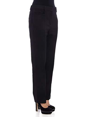 Alberta Mujer Negro Pantalón A03111626555 Ferretti Satén rqqBT6wYxW