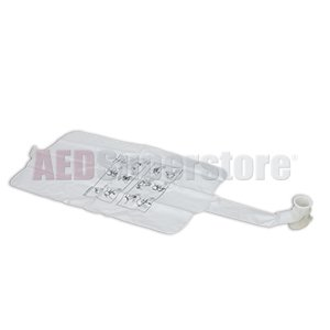 Laerdal 020301 Little Anne Disposable Airways for CPR Training Manikin and AED Training System (Pack of 96)