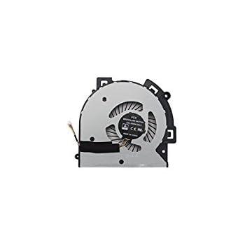 New HP Envy X360 M6-ar M6-ar004dx CPU Cooling Fan NFB80A05H-001 856306-001