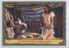A drink with Belloq? #447/500 (Trading Card) 2008 Topps Indiana Jones Heritage - [Base] - White Backs #16