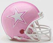 Dallas Cowboys Pink Mini (Cowboys Pink Mini)