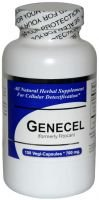Genecel (150 Capsules) - Concentrated Herbal Blend - Dietary Supplement - 2 Pack by Get Well Natural, LLC