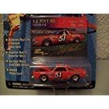 Johnny Lightning Stock Car Legends A.J. Foyt #51 Valvoline Olds Cutlass