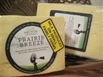 - Cheddar Cheese - Prairie Breeze White Cheddar Cheese 8 oz.