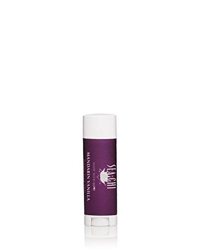 - Sea Chi Mandarin Vanilla Botanical Lip Balm 4g