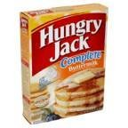 Hungry Jack Complete Buttermilk Pancake & Waffle Mix 32 oz (Pack of 12) by Hungry Jack