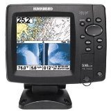 Humminbird 4089501  598Ci HD SI Combo Side Imaging/Down Imaging DualBeam Fishfinder and GPS, Outdoor Stuffs