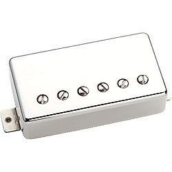 Model Pickup Bridge (Seymour Duncan SH-1b '59 Model 4-Conductor Pickup - Nickel Bridge)