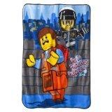 The Lego Movie 46'' x 60'' Micro Plush Throw
