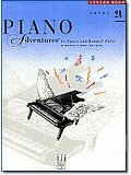 Piano Adventures, Level 2A Set (4 Book Set, Lesson, Theory, Technique & Artistry, Performance Books) by Faber