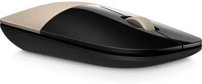 Gold HP Z3700 Wireless Mouse X7Q43AA