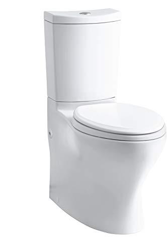 (KOHLER 5707-0 Iron/Tones Kitchen Sink, White)