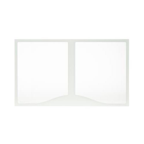 WR32X10589 GE Refrigerator Shelf Cant Glass (Glass Refrigerator Shelf Ge)