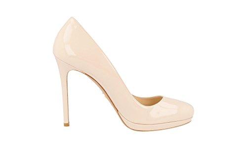 Prada Women's 1IP286 ZFM F0236 Leather Court Shoes/Pumps 81fDZZNi0