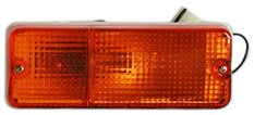 TYC 12-1219-00 Suzuki Samurai Front Driver Side Replacement Parking/Signal Lamp Assembly (Suzuki Driver Samurai)