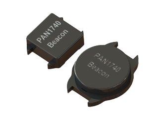PANASONIC INDUSTRIAL DEVICES ENW-89849A1KF PAN1740 Beacon Class 2 Bluetooth (BLE) Single Mode Module (Beacon-No Connector) - 1 item(s)