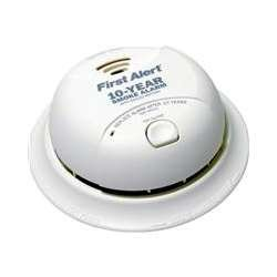 (FIRST ALERT SA340B 9V Brk Ionization Smoke Detector with 10 Year Sealed Lithium Power Cell)
