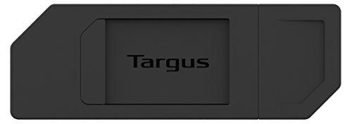 - Targus Spy Guard Sliding Webcam Cover, 1.56 x 0.56 x 0.05 Inches, Black (AWH013US) 10-Pack