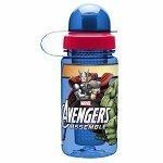 Avengers Assemble Tritan Plastic Fruit Infuser Water Bottle 15.5 Oz