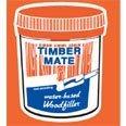 Timbermate Mahogany Hardwood Wood Filler 8oz Jar by TIMBERMATE USA INC