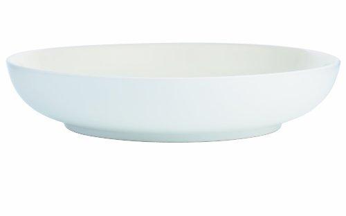 Noritake Colorwave Round Vegetable Bowl, White by (Colorwave Round Vegetable Bowl)
